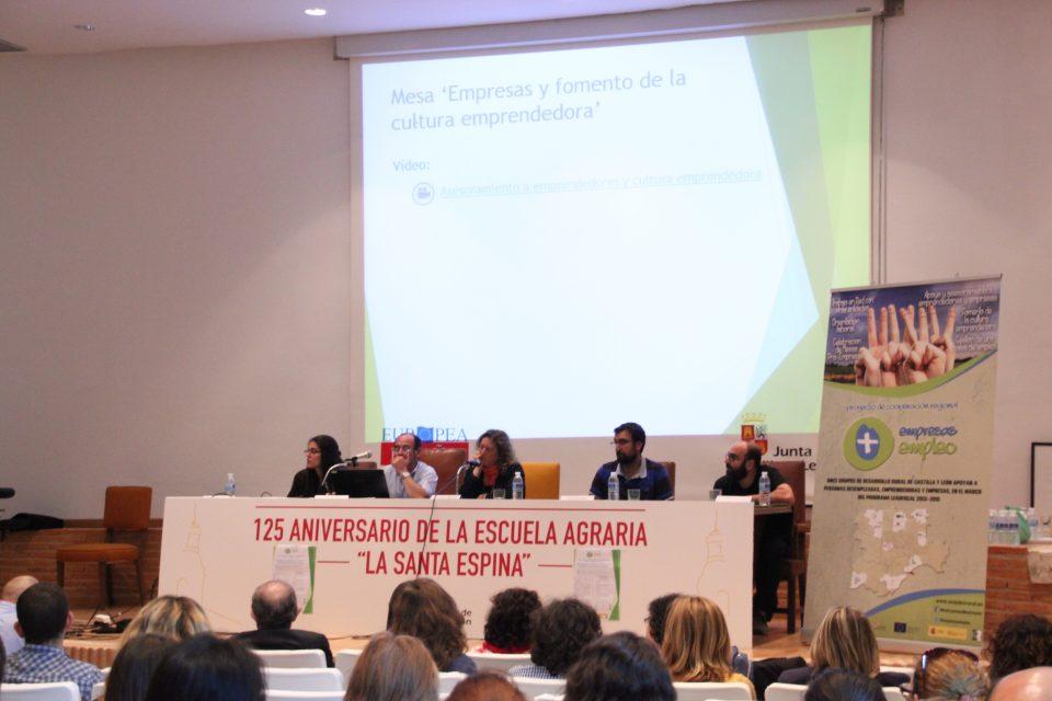 """El proyecto '+Empresas +Empleo"""" celebra la Jornada Final en nuestro territorio."""