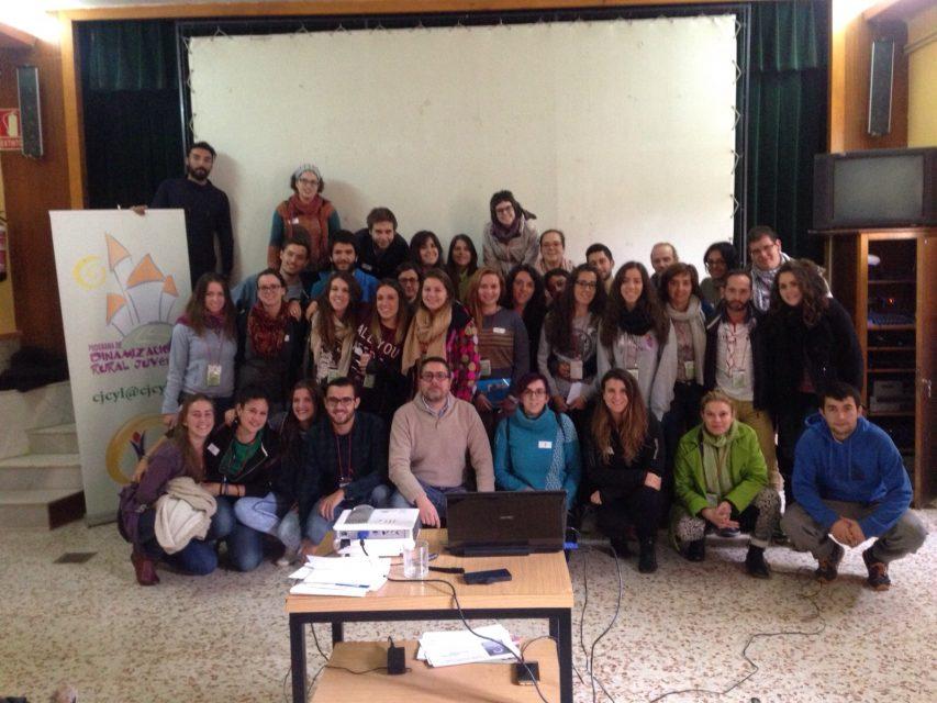 El Colectivo Tierra de Campos participa en el Encuentro de Dinamizadores Rurales