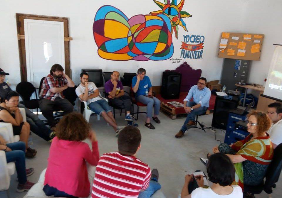 El Colectivo Tierra participa en el IV Foro Chico sobre emprendimiento social