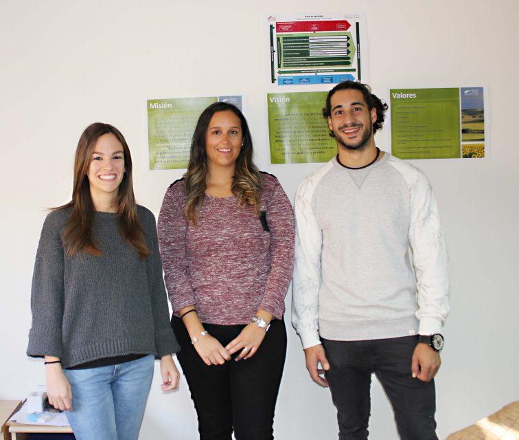 El Colectivo Tierra de Campos contribuye a la creación del empleo juvenil