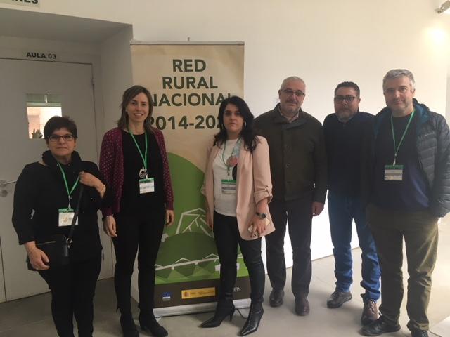 El Colectivo Tierra de Campos participa en el Taller sobre Desarrollo Rural Inclusivo, de carácter inter autonómico
