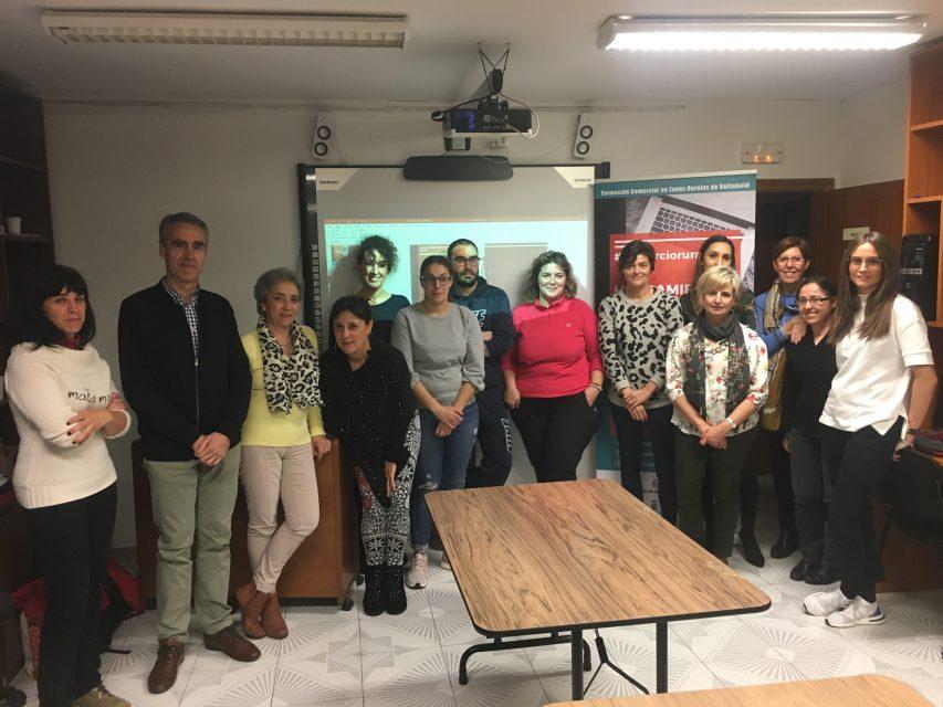El Colectivo Tierra de Campos contribuye a digitalizar la comarca