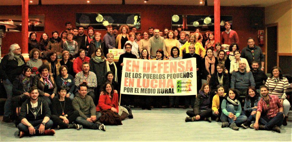 Colectivos de Acción Solidaria (CAS) celebra su 30 aniversario en Medina de Rioseco