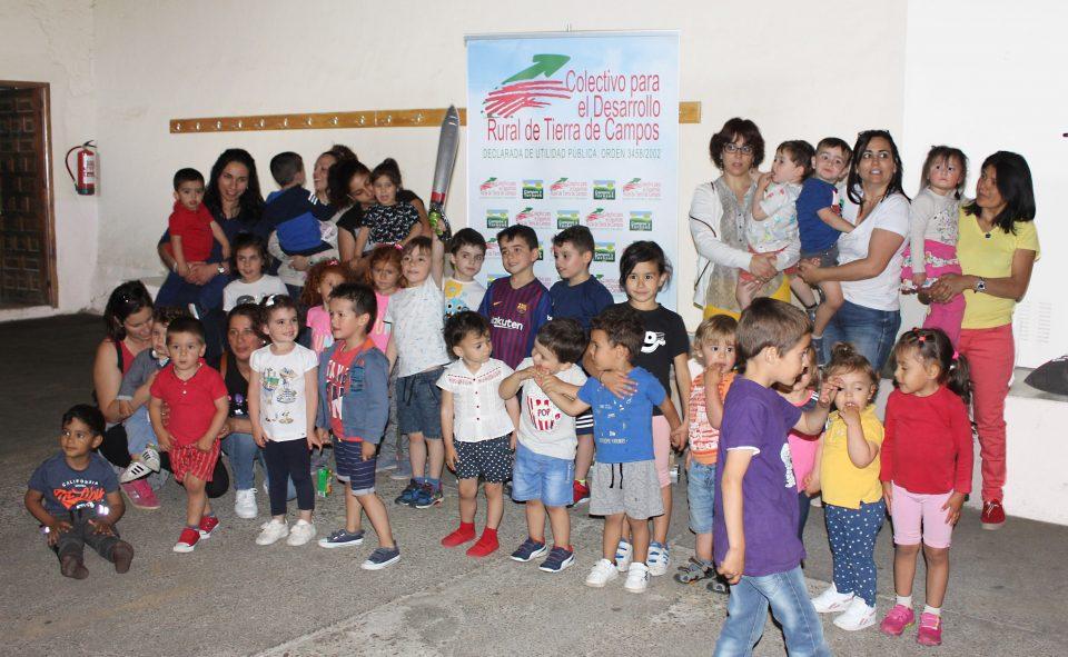 En la España vaciada también hay infancia