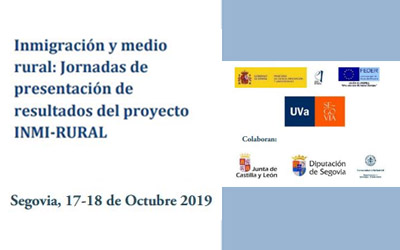 El Colectivo Tierra de Campos participará en las jornadas 'INMI-RURAL'