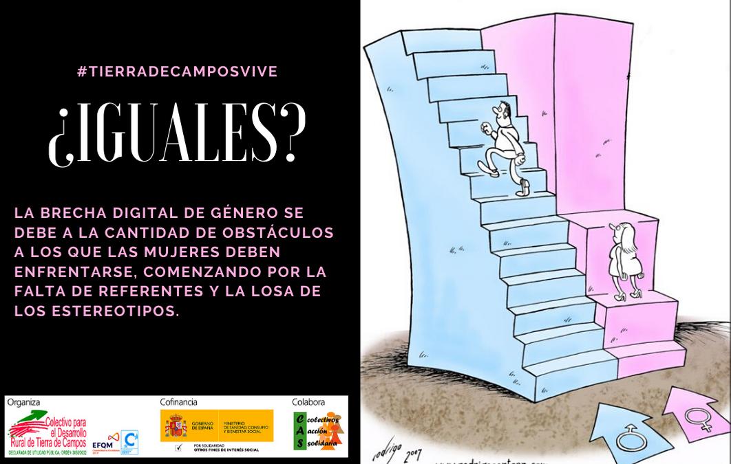 La reducción de la brecha digital de género es un reto clave para la igualdad