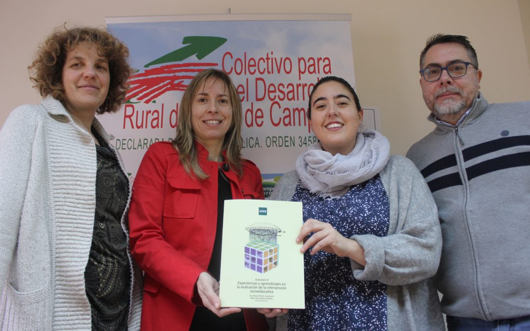 La UNED recoge la  experiencia innovadora del  Colectivo Tierra de Campos