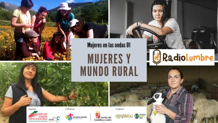"""""""Mujeres y mundo rural»"""