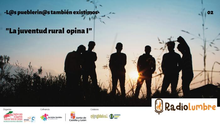 La juventud rural opina (I)