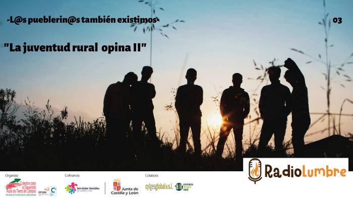 La juventud rural opina (II)