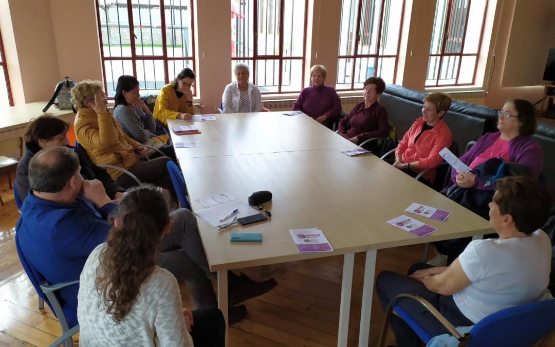 Creando redes de apoyo comunitario en 'Campos y Torozos'
