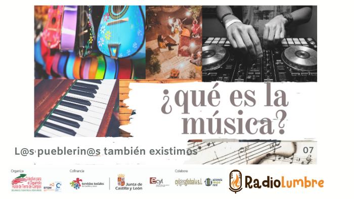 La música en nuestra vida