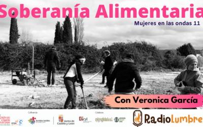 Soberanía Alimentaria, entrevista a Verónica García.