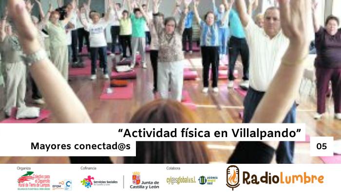 """""""Actividad física en Villalpando"""""""