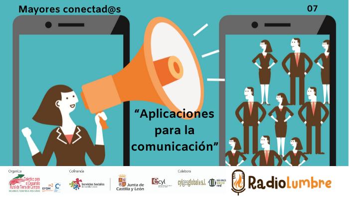 """""""Aplicaciones para la comunicación"""""""