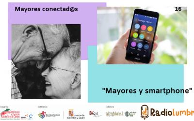 Mayores y Smartphone