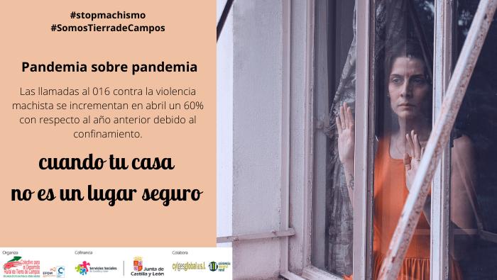 """Pandemia sobre pandemia cuando """"Casa"""" es el lugar menos seguro donde puedes estar"""