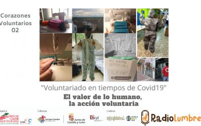 El voluntariado en tiempos del covid-19