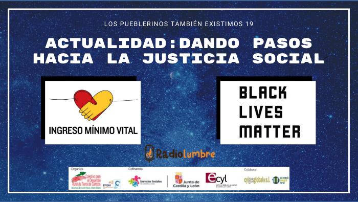Actualidad: dando pasos hacia la justicia social