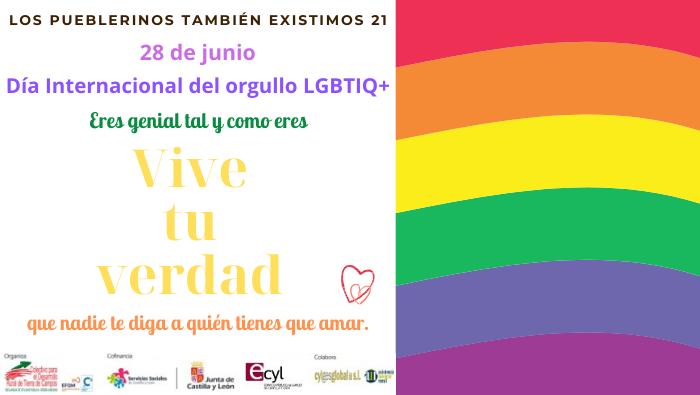 Celebrando el día del orgullo LGTBI