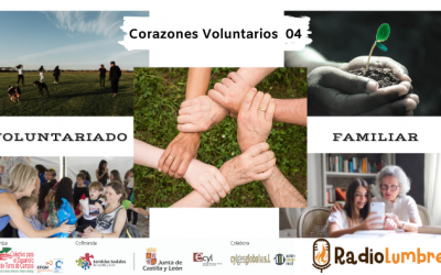 Voluntariado en familia