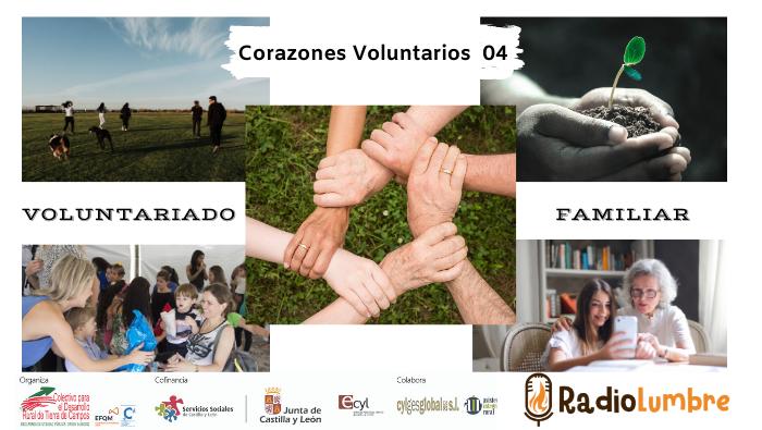 Voluntariado en familia