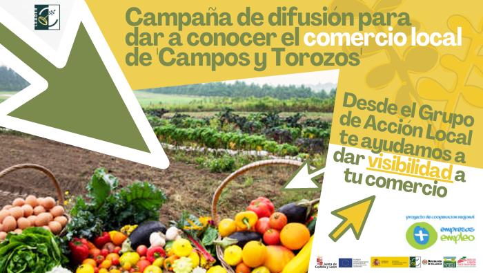 Visibilizar el consumo de proximidad en Campos y Torozos