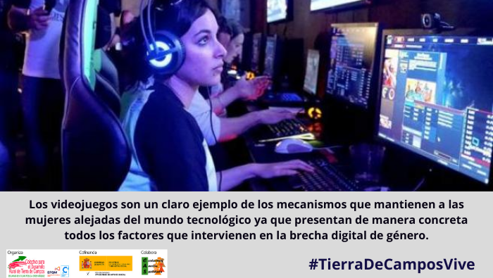 Las mujeres en los videojuegos