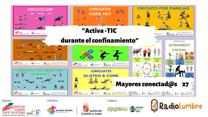 """""""Activa – Tic durante el confinamiento"""""""