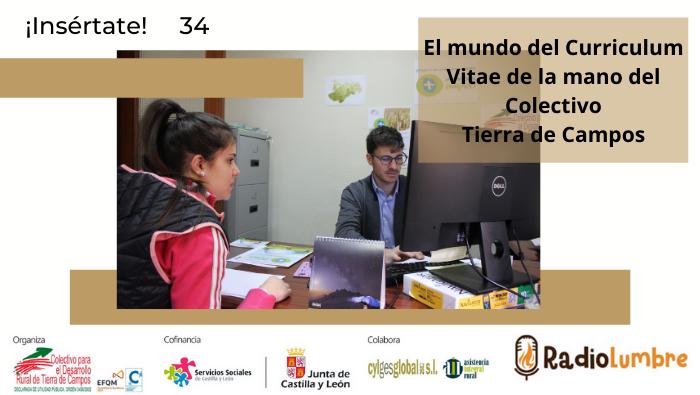 El mundo del Curriculum Vitae de la mano del Colectivo Tierra de Campos