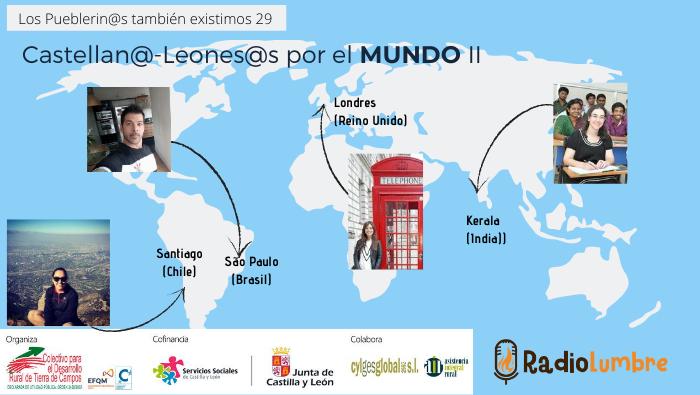 Castellan@s y Leones@s por el Mundo