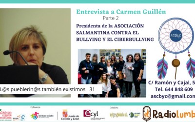 El Bullying y el Ciberbullying (Parte 2)