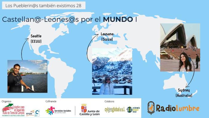Castellan@ Leones@s por el Mundo
