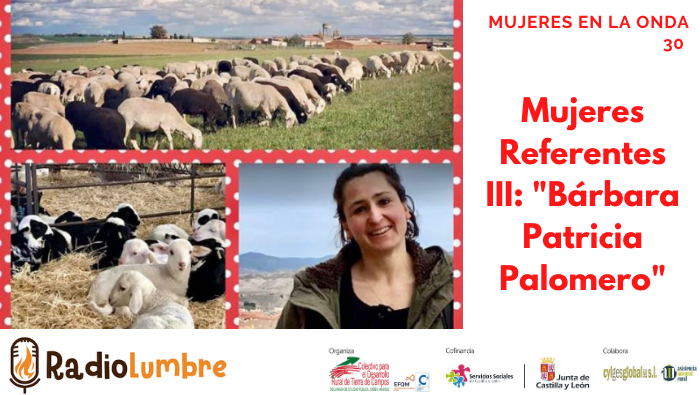 Mujeres Referentes: Bárbara Palomero, alcaldesa de Prado (Zamora).