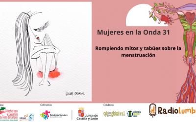 Mitos sobre la menstruación