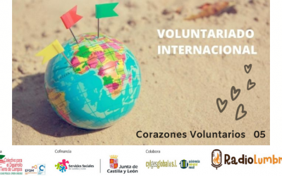 """Voluntariado Internacional"""