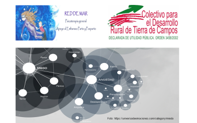 El Colectivo Tierra de Campos y Red de Mar imparten un taller de gestión emocional de la pandemia