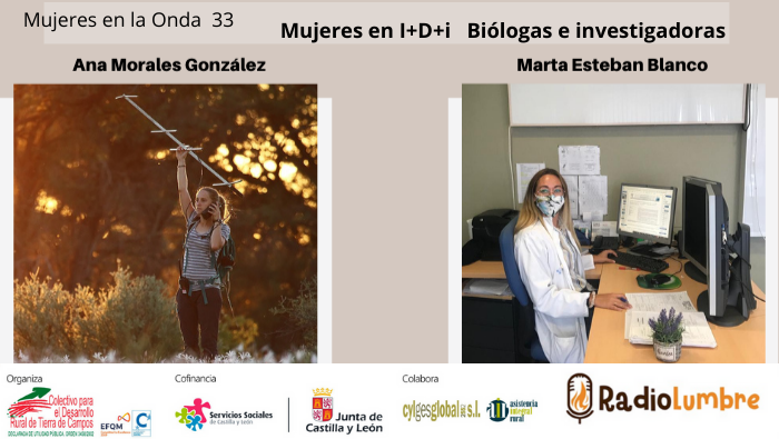 MUJERES EN EL I+D+i, Biólogas e investigadoras
