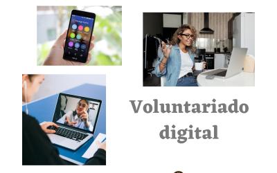 """""""Voluntariado Digital. La tecnología al servicio de las personas"""""""