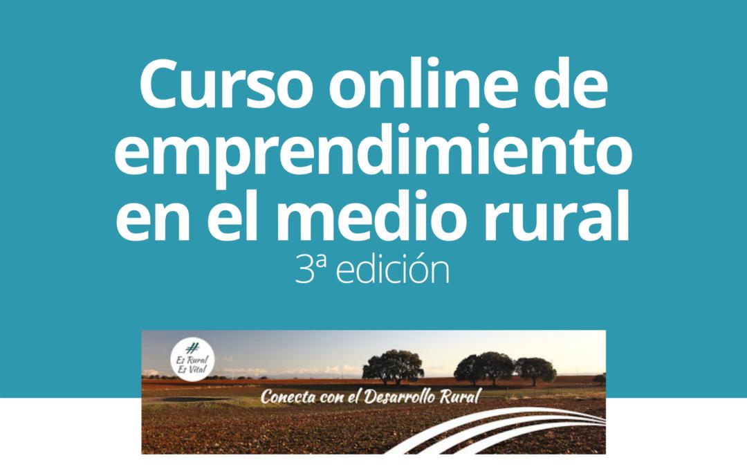 Fortaleciendo las capacidades para el emprendimiento en el medio rural