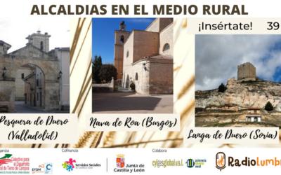 Entrevistas con alcaldes del medio rural