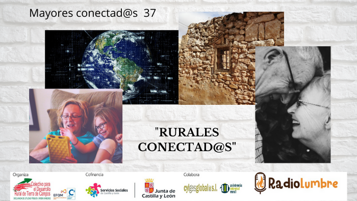 """Rurales conectad@s. Internet"""