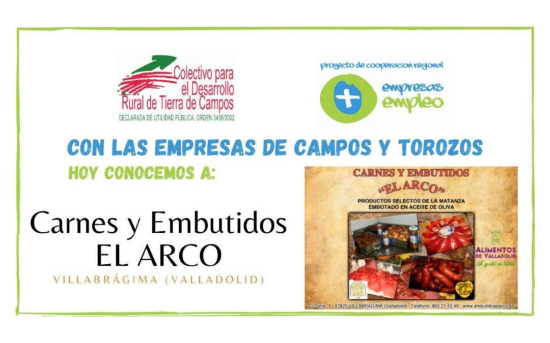 Carnes y embutidos «El Arco». Productos artesanales, de calidad y proximidad