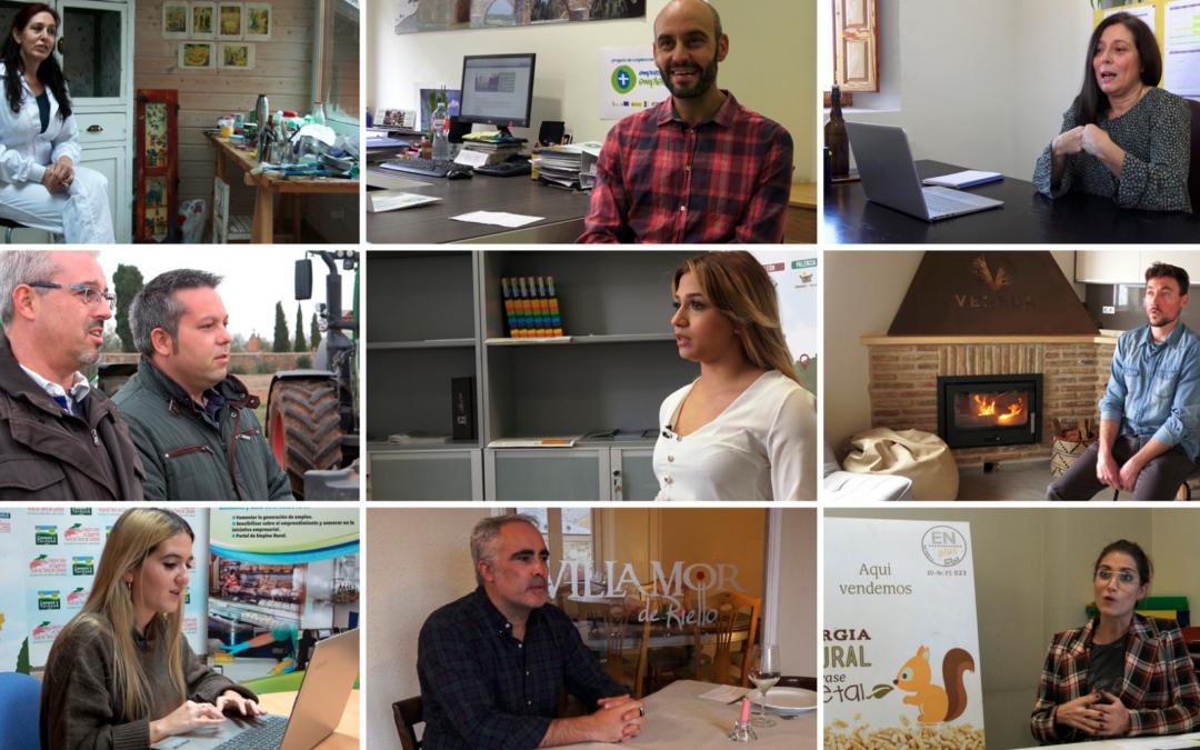 Grupos de Acción Local de Castilla y León concluyen una estrategia conjunta de empleo y emprendimiento en el medio rural