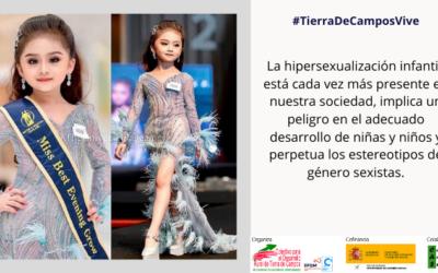 Hipersexualización de la infancia: cuando niños y niñas crecen antes de tiempo.