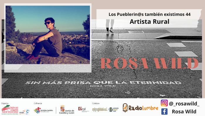 Artista rural: Rosa Wild