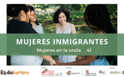 Mujeres inmigrantes.