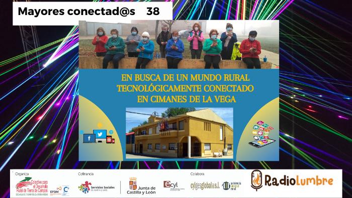 En busca de un mundo rural tecnológicamente conectado en Cimanes de la Vega
