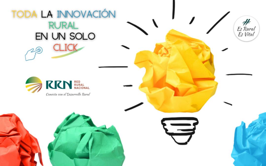 La Red Rural Nacional recopila los proyectos de innovación rural que se están realizando en España