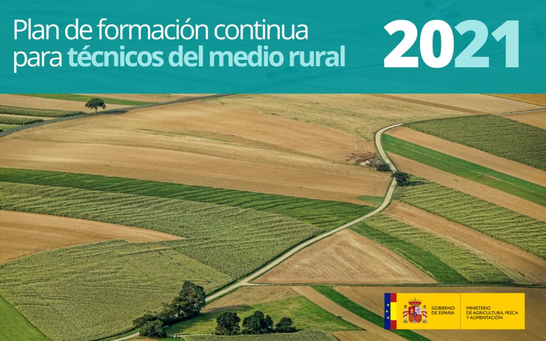 El MAPA impulsa la formación como herramienta de modernización y cambio en el medio rural